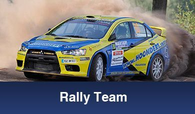 Hoondert Rally Team